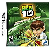 NDS: BEN 10 PROTECTOR OF EARTH (COMPLETE)